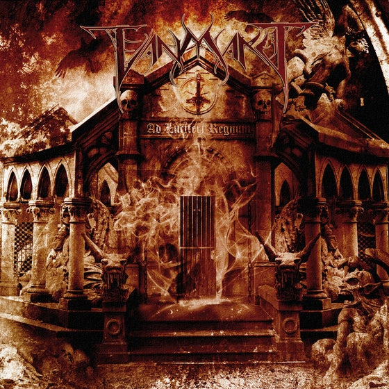 """Image of VANMAKT """"Ad Luciferi Regnum"""" Super Jewel Box CD"""