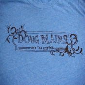 Image of Doug Mains & the City Folk T-shirts