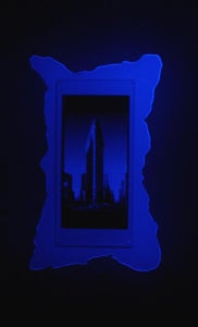 Image of Fluorescent Acrylic Picture Frame