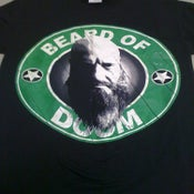"Image of Kirk Windstein ""Beard Of Doom"" shirt (smaller sizes)"