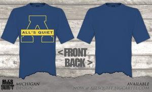 "Image of ""MICHIGAN"" T-shirt ($11 flat [includes shipping!])"