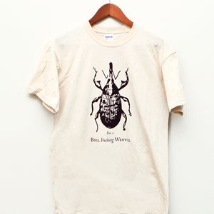 Image of Boll F*cking Weevil Tee