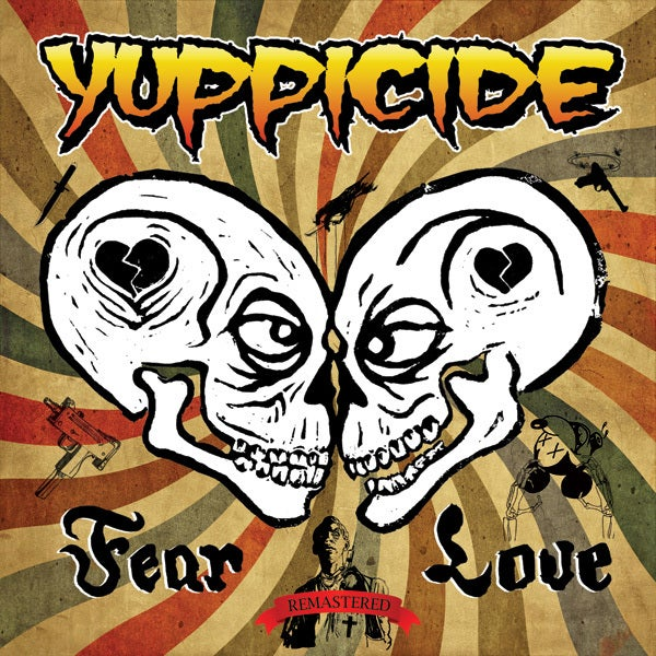 "Image of Fear Love 12"" Vinyl LP (REMASTERED)"