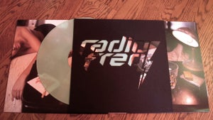 """Image of Radio Freq! Alive E.P. Limited Edition Glow in the Dark 12"""" vinyl"""