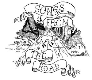 Image of Songs From The Road Zine #1(Digital Copy)