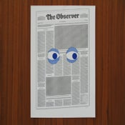 Image of The Observer – Print.