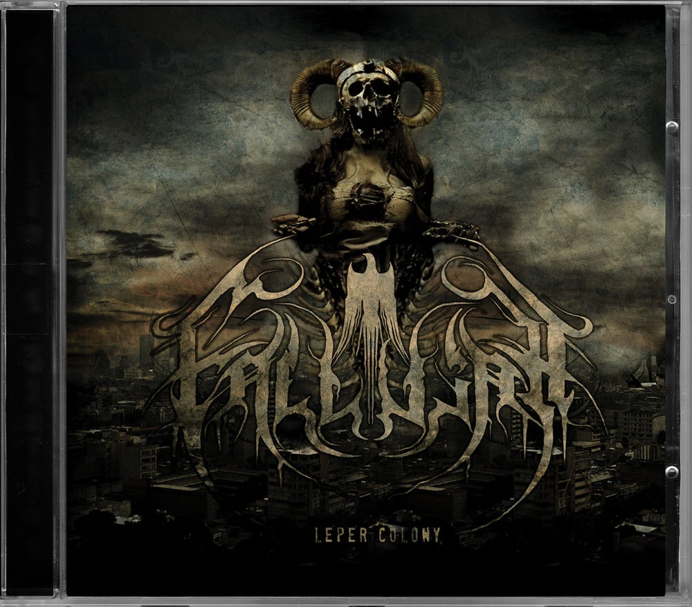 Grindhouse Music Uk Fallujah Leper Colony