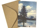 Image of Mirror Lake Postcard w/Envelope - Uinta-Wasatch-Cache National Forest