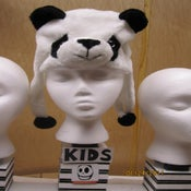 Image of Panda Hat (Kids)