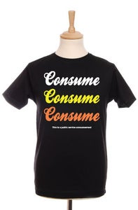 Image of Public Service Mens Tee (Black)