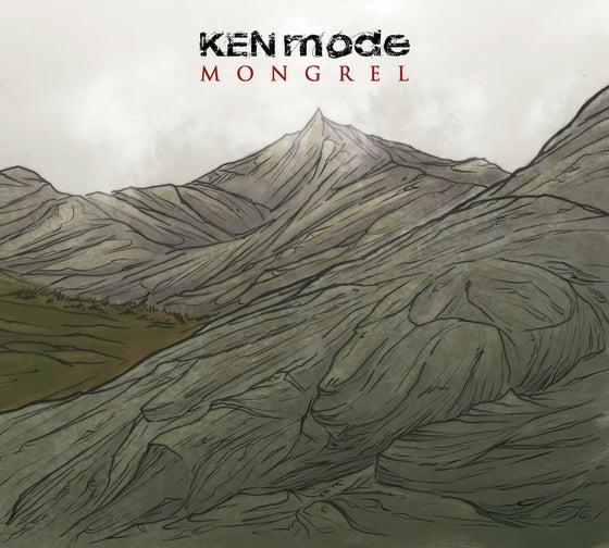 Image of KEN mode - Mongrel CD