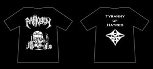 "Image of PATHOGEN - ""Tyranny"" Tshirt"