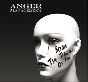 Image of Beyond the Threshold of Pain EP/White Logo on Black