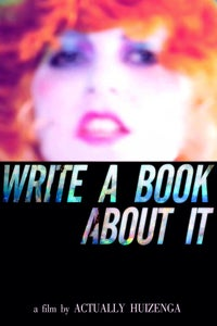Image of Write a Book About It - DVD  - Limited Edition