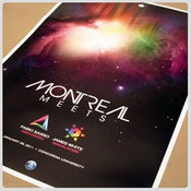 Image of Montreal Meets Poster - Abduzeedo Collaboration