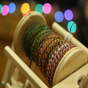 Image of Custom Spinnng! You choose the fiber, I spin the yarn.