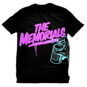Image of The Memorials-Handstyles Tee