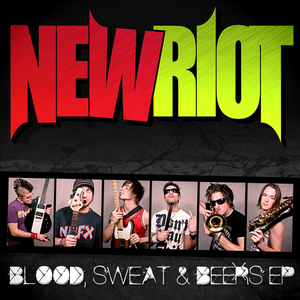 Image of Blood Sweat and Beers EP