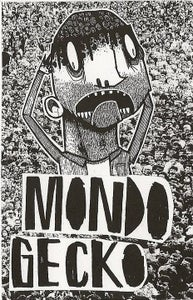 Image of Mondo Gecko Mini Discography Tape