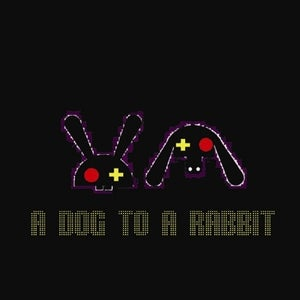 Image of A Dog To A Rabbit - a dog to a rabbit