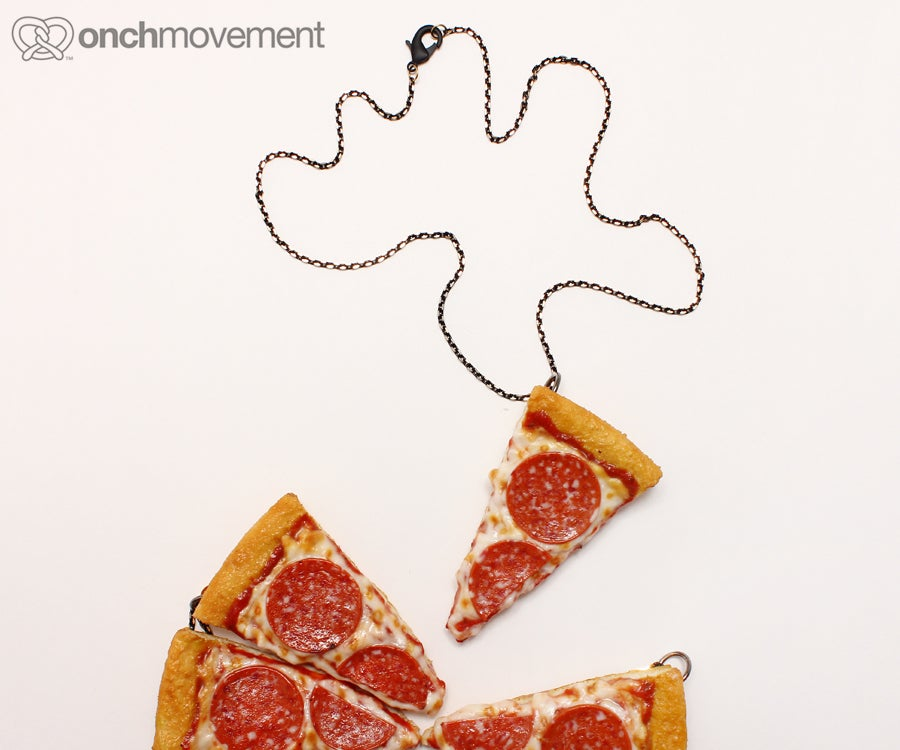 Image of Mini Pizza Slice