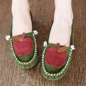 Image of Green Apple Moccasin