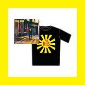 Image of cd & tee pack.