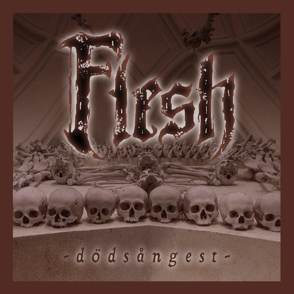 """Image of FLESH """"Dodsangest"""" CD"""