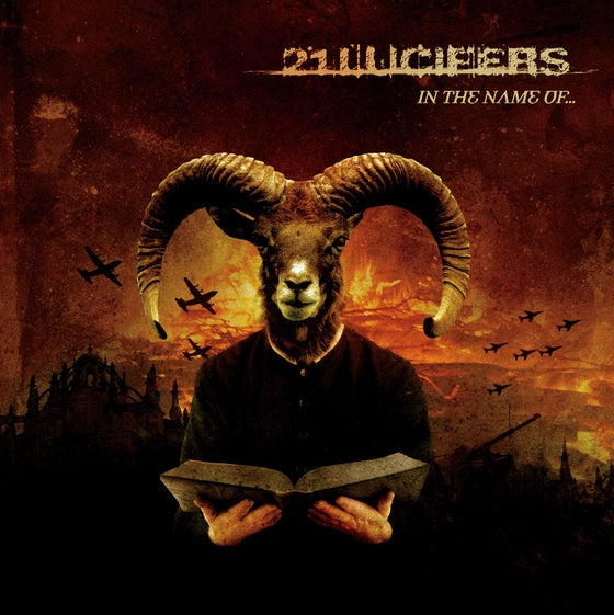 "Image of 21 LUCIFERS ""In The Name Of..."" CD"