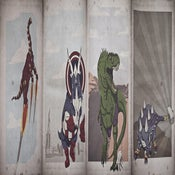 Image of The Avengersaurs [Set 1]