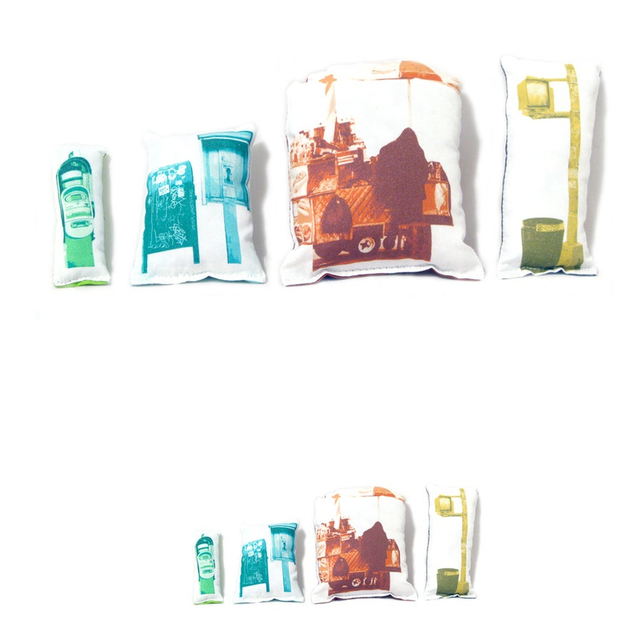 Image of Downtown Mini Set
