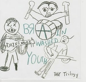 """Image of Brainwashed Youth - the Trilogy 7"""" EP"""