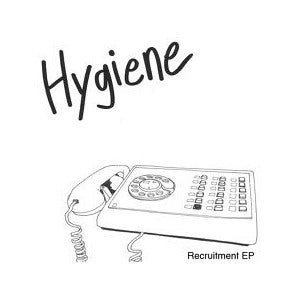 """Image of Hygiene - Recruitment 7"""" (First pressing)"""