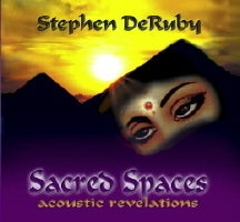 Image of Sacred Spaces CD