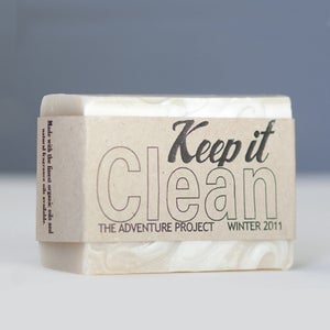 Image of Keep It Clean Soap