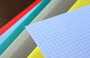 Image of Grid Notecards