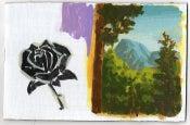 Image of Black Rose + Landscape