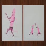 Image of Running Joke A/AA– Set of Prints.