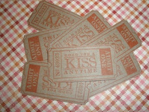 Image of Kiss Me Tickets