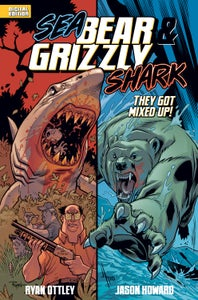 Image of Sea Bear & Grizzly Shark #1 -digital comic