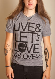 Image of Live & Let Live Tee