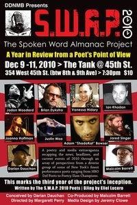 Image of Spoken Word Almanac Project 2010-BOOK