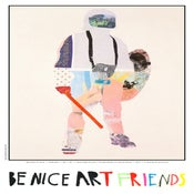 "Image of Brandon Friend- ""Defender"" BE NICE ART STORE Exclusive Poster"