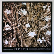 Image of Opeth poster SF 09