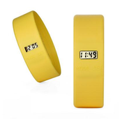 Image of Too Late 'yellow' Original Watch