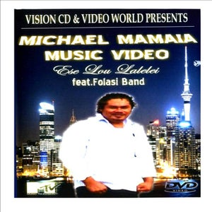 Image of MICHAEL MAMAIA MTV DVD