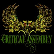 Image of Critical Assembly Owl Logo T-Shirt