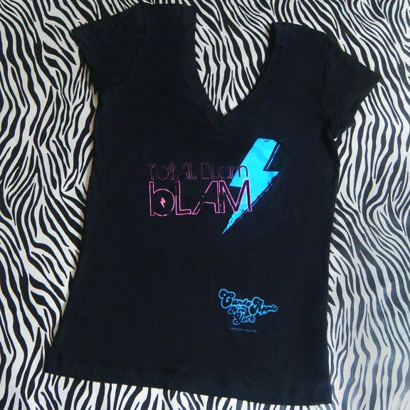 Image of **SALE** Total Blam Blam Glam Tee Shirt
