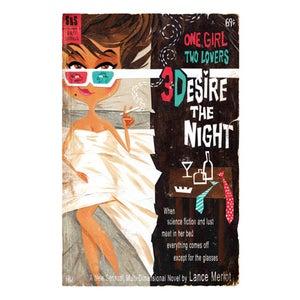 Image of 3-Desire The Night