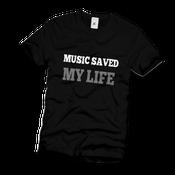 Image of Music Saved My Life